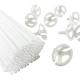 Комплект: палочка и розетка для воздушных шаров, 35 см., 100 шт.