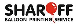 SHAROFF • Печать на шарах • Воздушные Шары с печатью от производителя • Шары гиганты для Гендерной вечеринки • Шарофф